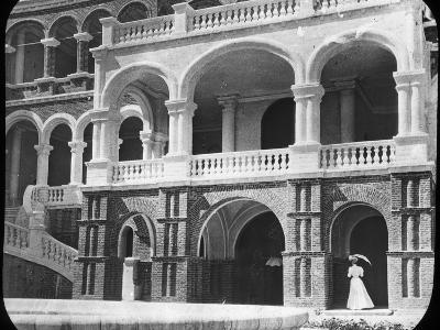 Khartoum Palace, Sudan, C1890-Newton & Co-Photographic Print