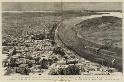 Khartoum--Giclee Print