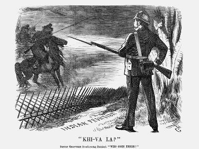 Khi-Va La?, 1873-John Tenniel-Giclee Print