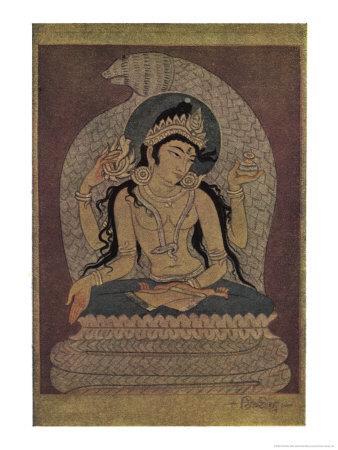 Manasa Devi, The Goddess of Snakes