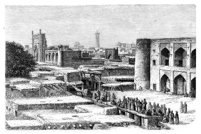 Khiva, Uzbekistan, 1895--Giclee Print