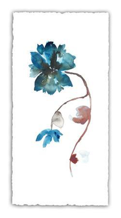 Floral Watercolor I by Kiana Mosley