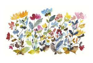 High Country Wildflowers N. 2 by Kiana Mosley