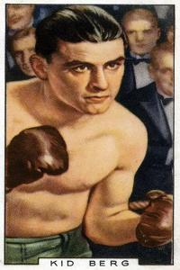 Kid Berg, 1936