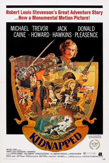 Kidnapped, 1971--Art Print