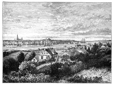 Kiel, Germany-J Carreras-Giclee Print