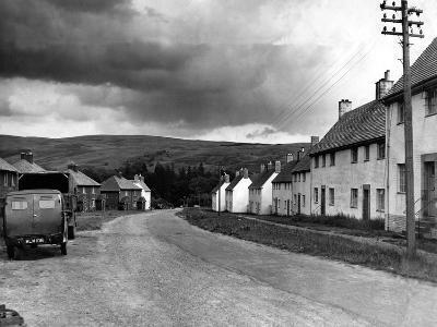 Kielder Village 1954-Staff-Photographic Print