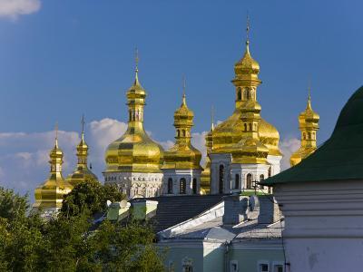 Kiev-Pechersk Lavra, Cave Monastery, UNESCO World Heritage Site, Kiev, UKraine, Europe-Gavin Hellier-Photographic Print
