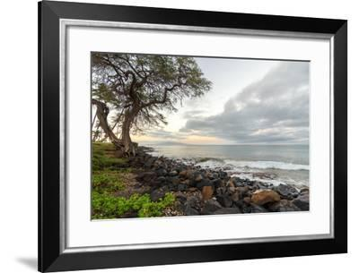 Kihei Sunrise-Stan Hellmann-Framed Photo