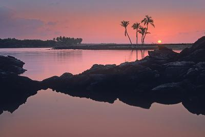 Kiholo Bay, the Big Island, Hawaii, Usa-Tim Fitzharris-Photographic Print