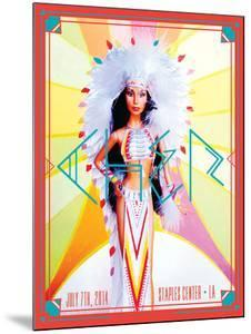 Cher 2014 by Kii Arens