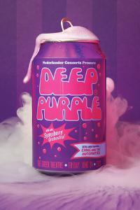 Deep Purple by Kii Arens