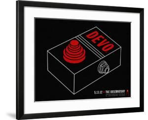 Devo The Observatory 2012 by Kii Arens