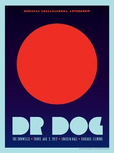 Dr. Dog Lincoln Hall by Kii Arens