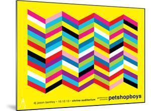 Pet Shop Boys by Kii Arens