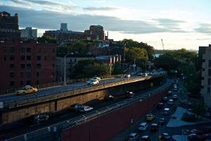 Brooklyn Heights from the Brooklyn Bridge by Kike Calvo