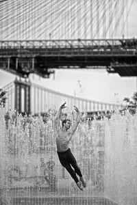 Gonzalo Garcia, Principal Dancer of the New York City Ballet by Kike Calvo