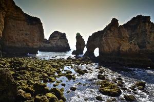 Ponta Da Piedade on the Algarve Coast by Kike Calvo