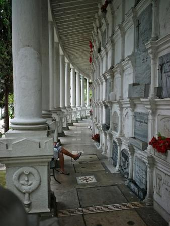 San Pedro Cemetery, Built in 1842, a Museum Since 1998 by Kike Calvo