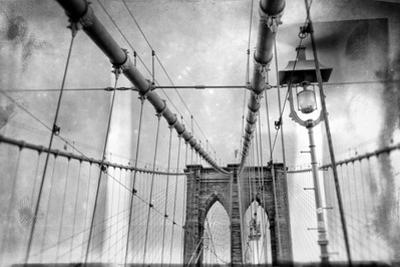 The Cables on the Brooklyn Bridge by Kike Calvo