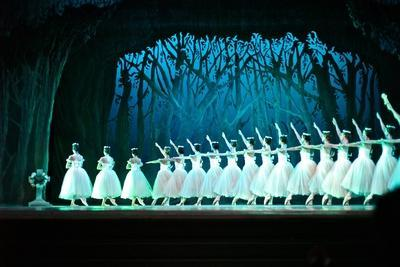The Cuban National Ballet Performs Swan Lake