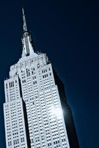 The Empire State Building by Kike Calvo