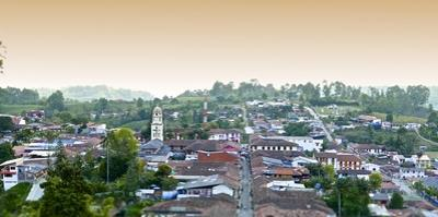 The Town of Salento in Colombia by Kike Calvo