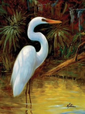 Tropical Egret I