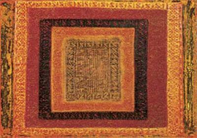 Kilim III-Fran?ois Casanova-Art Print