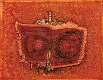 Kilim V-Fran?ois Casanova-Art Print