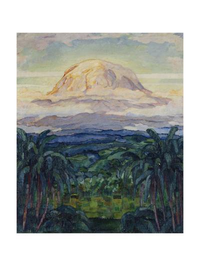Kilimanjaro: German East Africa, 1914-Walter von Ruckteschell-Giclee Print
