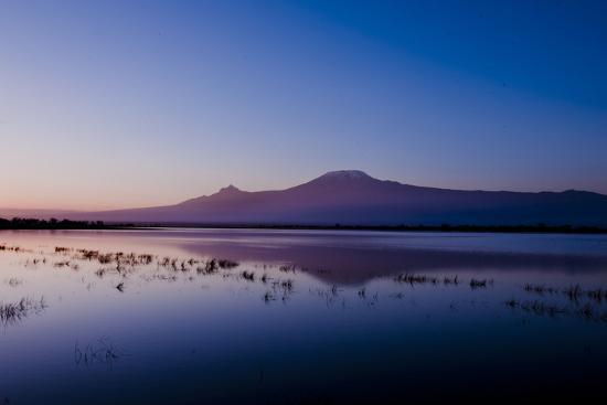 Kilimanjaro II-Charles Bowman-Photographic Print