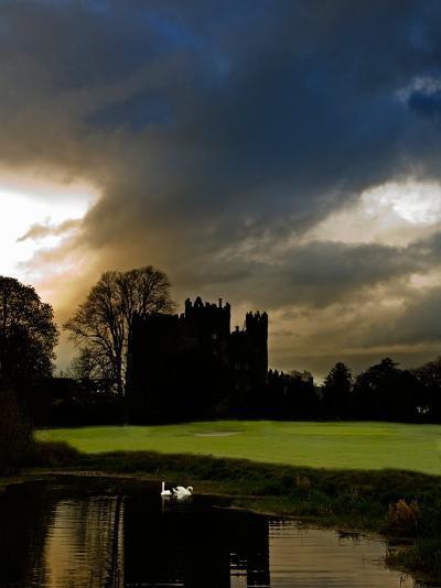 Kilkea Castle Hotel, Built 1180 by Hugh De Lacey, Kilkea, Co Kildare, Ireland--Photographic Print