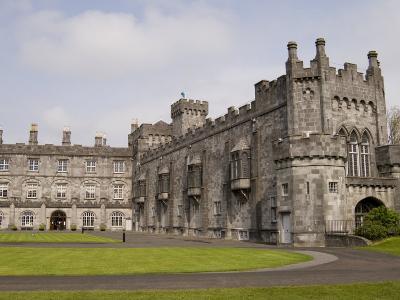 Kilkenny Castle, County Kilkenny, Ireland-Sergio Pitamitz-Photographic Print
