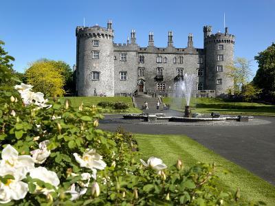 Kilkenny Castle in Ireland-Chris Hill-Photographic Print