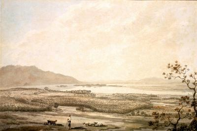 Killarney from the Hills Above Muckross-William Pars-Giclee Print