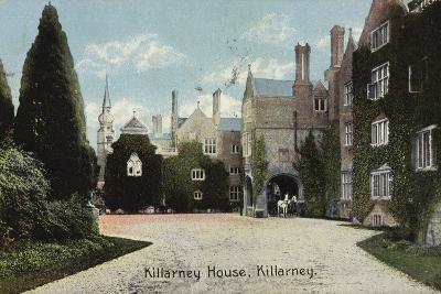 Killarney House, Killarney--Photographic Print