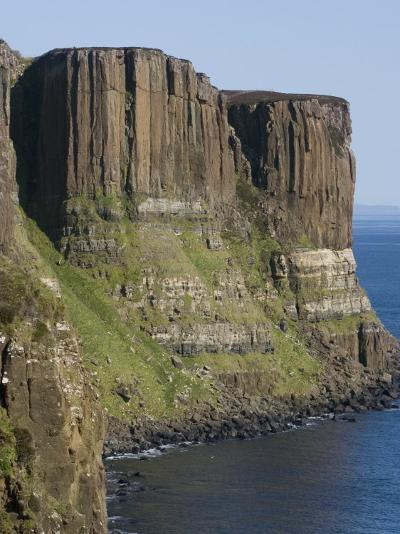 Kilt Rock, Skye, Inner Hebrides, Scotland, United Kingdom, Europe-Rolf Richardson-Photographic Print