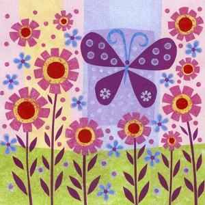 Butterfly Meadow by Kim Conway