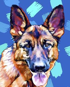 Pop Dog XI by Kim Curinga