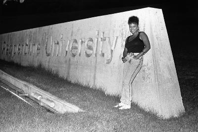 Kim Fields, 1987-Isaac Sutton-Photographic Print