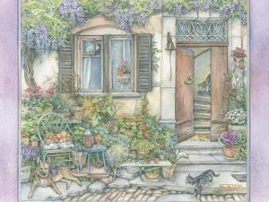 French Village Gardening by Kim Jacobs