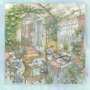 In the Sunroom by Kim Jacobs