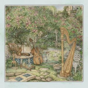 Music in the Garden by Kim Jacobs