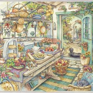 Pie Kitchen by Kim Jacobs