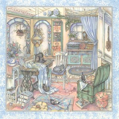Sewing Room by Kim Jacobs