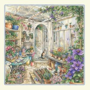 Spring in Garden Room by Kim Jacobs