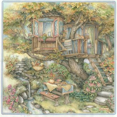 Tree House by Kim Jacobs