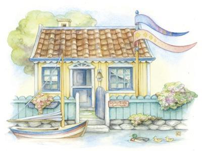 Water Side Cottage by Kim Jacobs