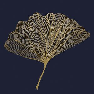 Burnished Gold - Ginko by Kim Johnson